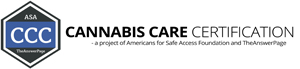Cannabis Care Certification logo