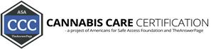 Cannabis Care Certification logo