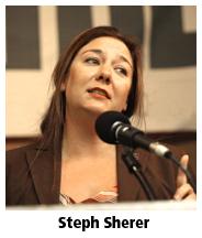 Steph Sherer, ASA Executive Driector