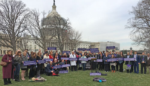 Patient advocates preparing to lobby Congress