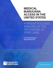 Medical Marijuana Access in the United States